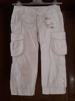 Orsay Pantalone a 3/4 crema