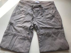 Vero Moda Pantalone a 3/4 marrone chiaro