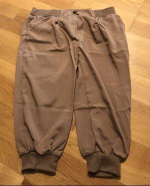 Pantalone a 3/4 multicolore