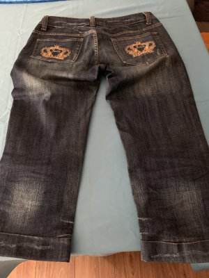 Goodies Jeans a 3/4 blu fiordaliso