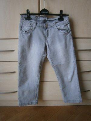 Jeans a 3/4 multicolore