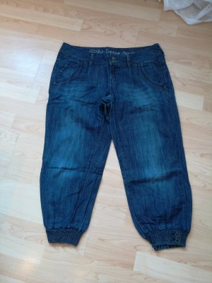 Esprit 3/4 Length Jeans blue