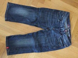 3/4 Jeans blau Gr 27  bis 28, Esprit Five straight
