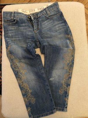 Dolce & Gabbana Jeans a 3/4 blu