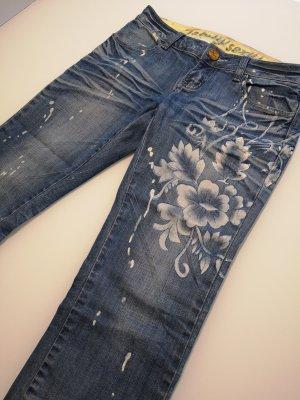 Tally Weijl 3/4 Length Jeans blue