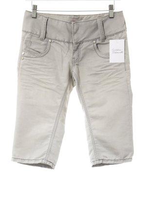 3/4 Jeans hellgrau Casual-Look