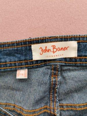 John Baner 3/4 Length Jeans blue