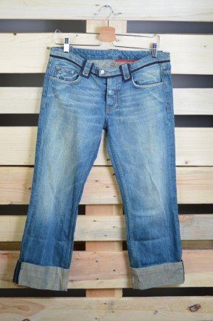 3/4 Jeans Prada Größe W28 Sommer Boyfriend