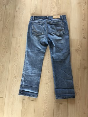 Street One 3/4-jeans azuur