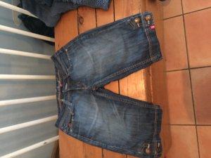 Esprit 3/4-jeans donkerblauw
