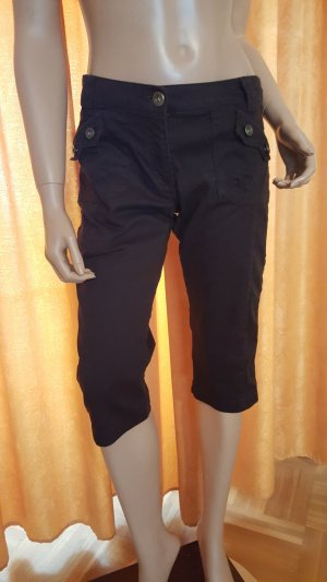 3/4 Jeans von Identic in Dunkelbraun