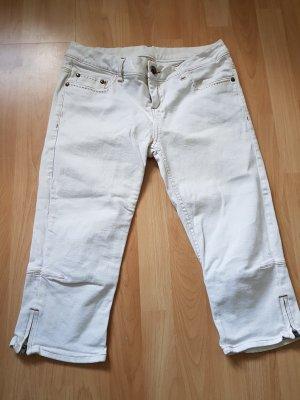 3/4 Jeans von Vero Moda in creme Gr. 38