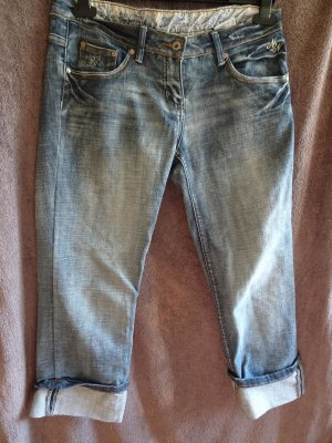 3/4 jeanshose in gr. 38 im boyfriend-style