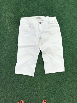 Pimkie 3/4 Length Trousers white