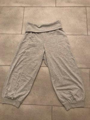 H&M Pantalone a 3/4 grigio chiaro-grigio