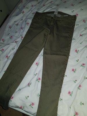 3/4 khaki Jeans