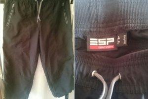 3/4 lange Esprit Sporthose in Größe 38