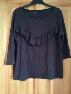 Only Short Sleeve Sweater dark grey