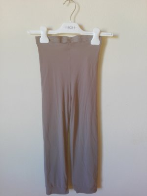 High - Everday Couture by Claire Campbell Capris green grey synthetic fibre