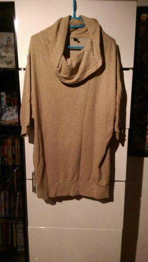 3/4 Pullover mit Kragen