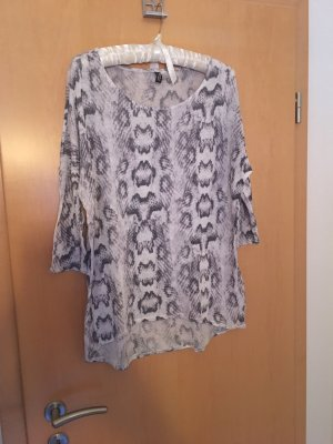 H&M Divided Short Sleeve Sweater multicolored