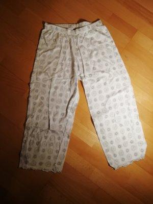 3/4 Pyjamahose mit Muster