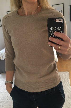 3/4 sleeve classic sweater