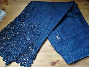 3/4 Sommer Jeans Festlich