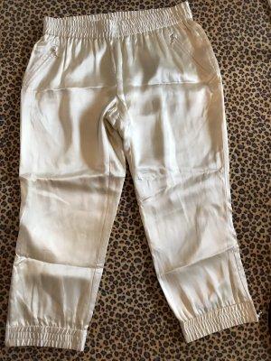 H&M M By Madonna 3/4-broek wolwit-licht beige