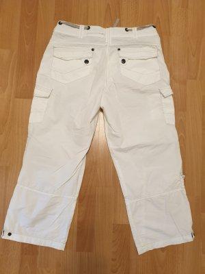 Giga Dx Pantalon 3/4 blanc