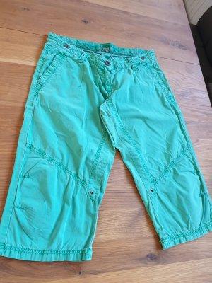 Soccx Pantalon 3/4 vert clair