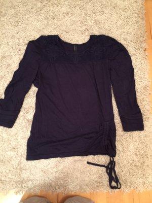 3/4 spitzen Shirt