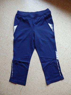 Tchibo / TCM pantalonera azul-blanco