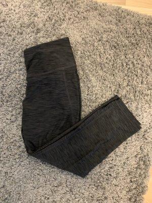 H&M Leggings gris antracita-gris oscuro