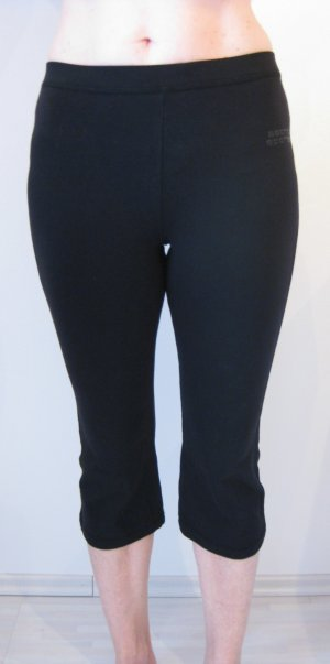 Esprit Pantalone elasticizzato nero