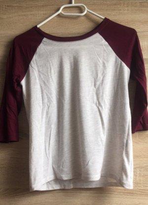 3/4 Sweatshirt von Bershka