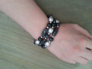 3 Armbänder mit gummizug