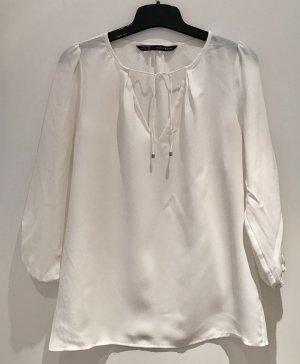 3 Blusen von Zara