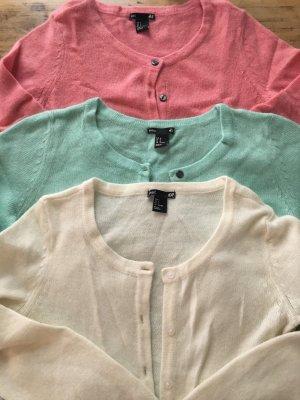 H&M Cardigan multicolored