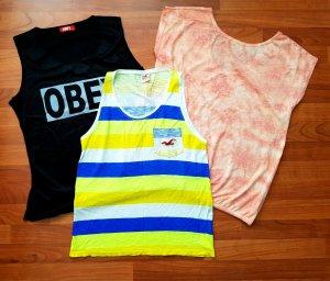 3 coole neuwertige shirts Skater gr.m/l