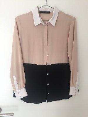 3 farbige Bluse Hemd