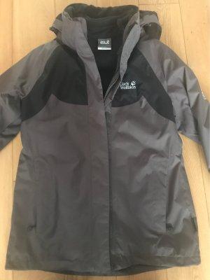 Jack Wolfskin Double Jacket taupe-black