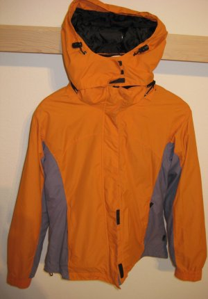 Outdoor Jacket orange polyamide