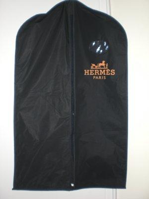 3 Kleiderschutz -säcke mit Fenster Original Hermès