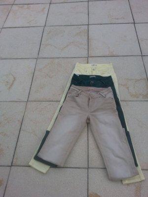Mac Pantalon cinq poches multicolore coton