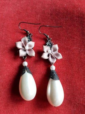 3 Ohrringe mit Perlen, H&M
