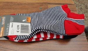 3 Paar Damen Socken Sneaker Strümpfe 39/42