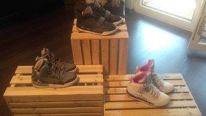 3 Paar nike Jordans Schuhe