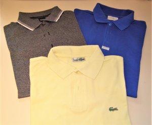 Hugo Boss Shirt met korte mouwen veelkleurig Katoen