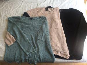 3!!! Pullover für den Sommer!